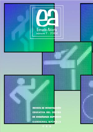 Ver Vol. 7 (2004): Escuela Abierta, 7