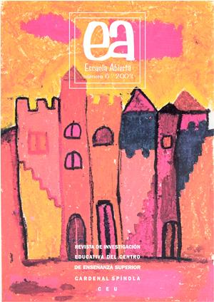 Ver Vol. 6 (2003): Escuela Abierta, 6