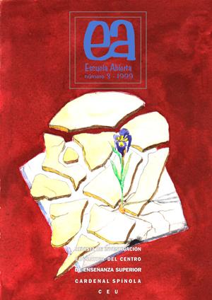Ver Vol. 3 (2000): Escuela Abierta, 3