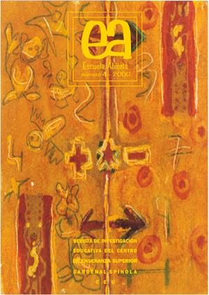 Ver Vol. 4 (2001): Escuela Abierta, 4