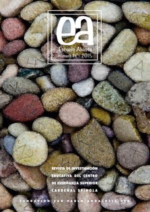 Ver Vol. 18 (2015): Escuela Abierta, 18