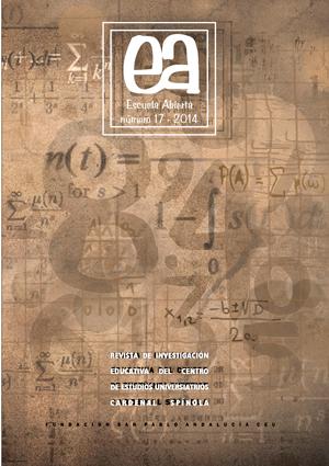 Ver Vol. 17 (2014): Escuela Abierta, 17